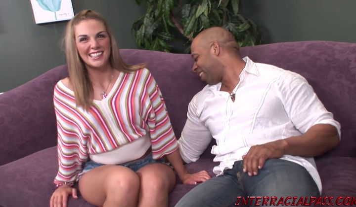 Cumshot - Brianna Stranded White Girl Love Got Ass